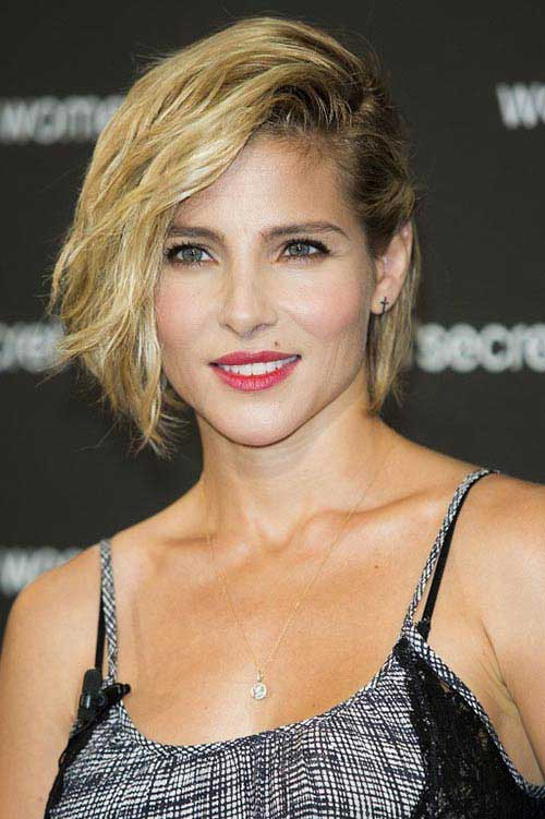 Short Hair Styles for Women Over 40-8
