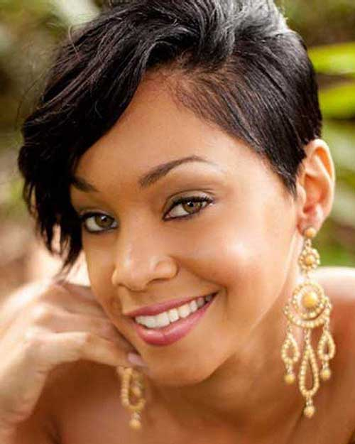 Black Women Short Hairstyles-8