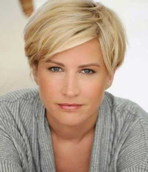 Peachy 30 Best Short Haircuts For Women Over 40 Short Hairstyles 2016 Hairstyle Inspiration Daily Dogsangcom