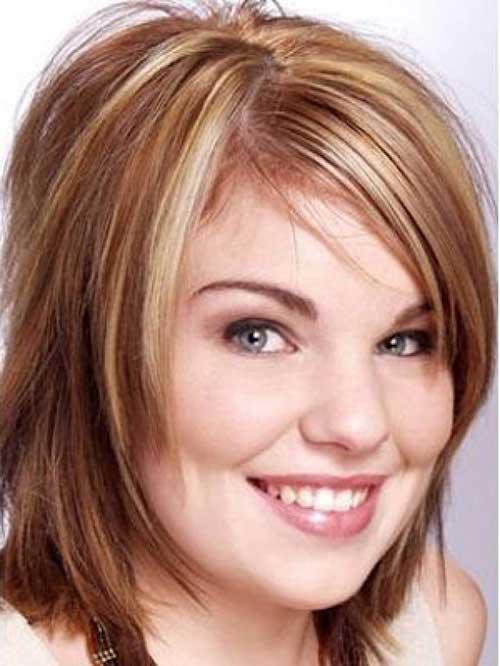 Short Hair Styles for Women Over 40-9