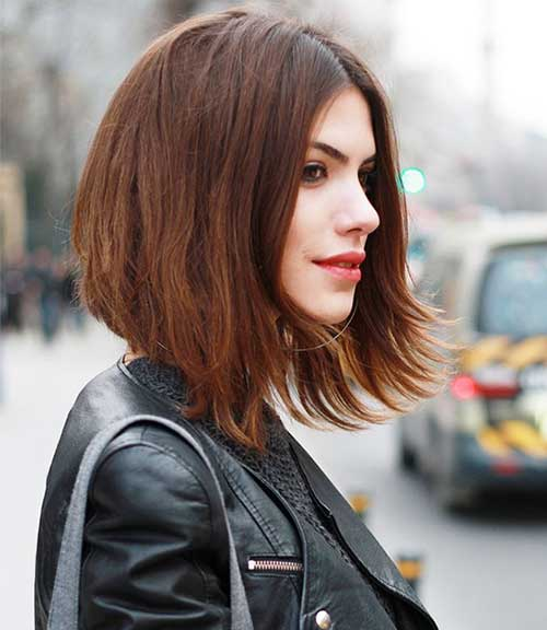 20 Best Angled Bob Hairstyles Short Hairstyles 2016 2017 Most Popular Short Hairstyles For