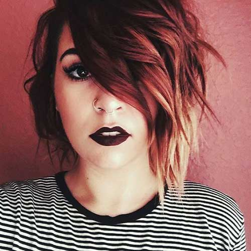 20 Nice Hair Color for Short Hair Short Hairstyles 2016 2017