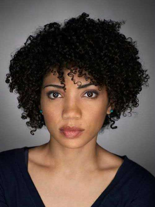 Superb 15 Best Short Natural Hairstyles For Black Women Short Hairstyles For Women Draintrainus