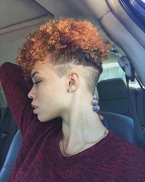 Astounding 15 Best Short Natural Hairstyles For Black Women Short Hairstyles For Men Maxibearus