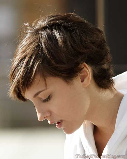 15 Pixie Cuts for Thick Hair Short Hairstyles 2016 2017