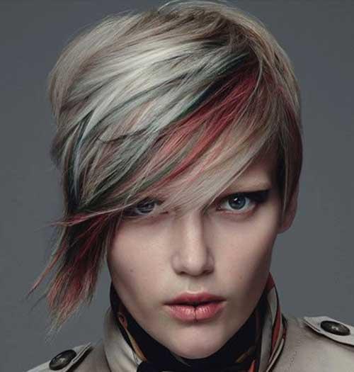 Short Hair Colour Ideas