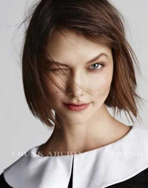 Short Haircuts for Fine Straight Hair
