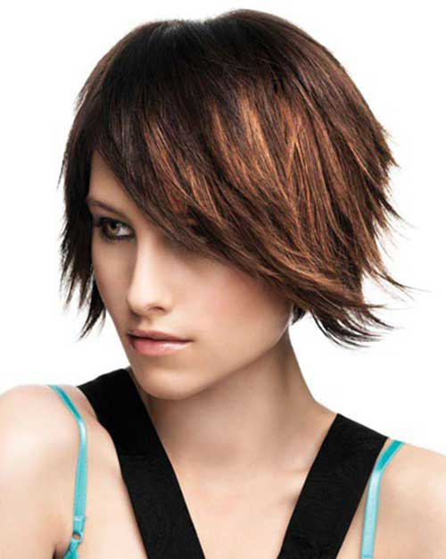 25 Popular Layered Short Haircuts