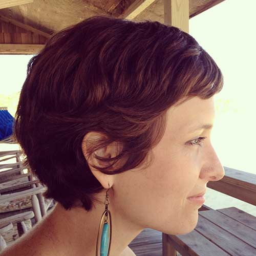 15 Pixie Cuts For Thick Hair Short Hairstyles 2018 2019 Most