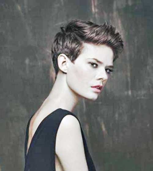 Hairstyles 2017 Pixie Cut : 25 Short Pixie Cuts Short Hairstyles 2016 - 2017 Most Popular ...