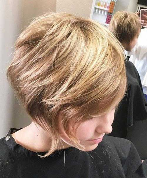 20 Short Shag Haircuts