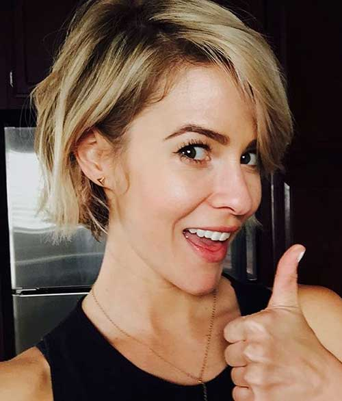 Short Summer Haircuts For Ladies 30