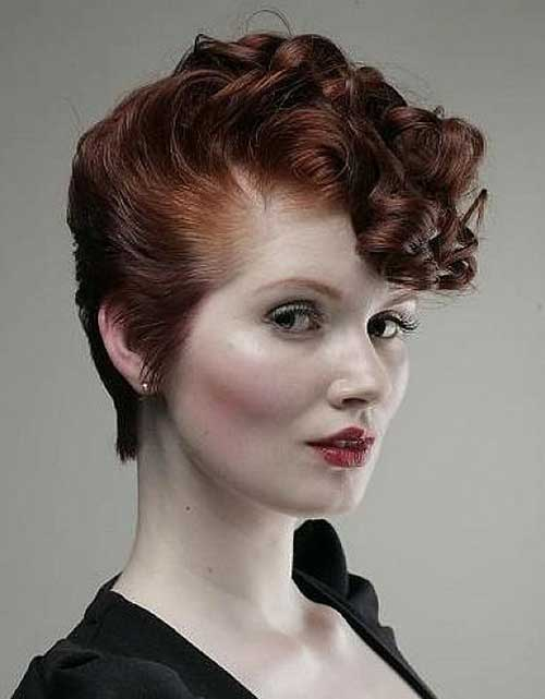 20 Very Short Curly Hairstyles Short Hairstyles 2016 2017