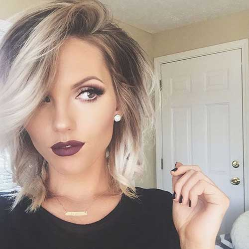 Blonde Haircut Styles 12
