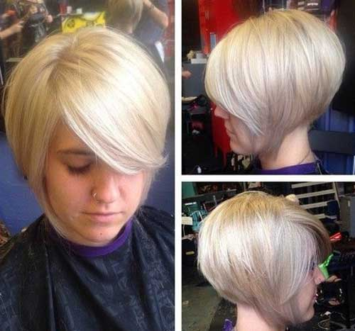 Inverted Bob Hairstyles 10
