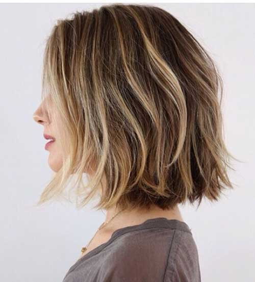 Short Choppy Haircuts-10