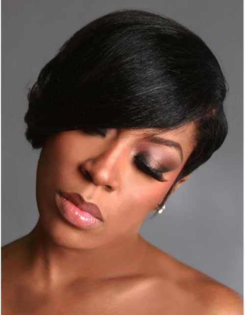 Image Result For Short Hairstyles Black Women