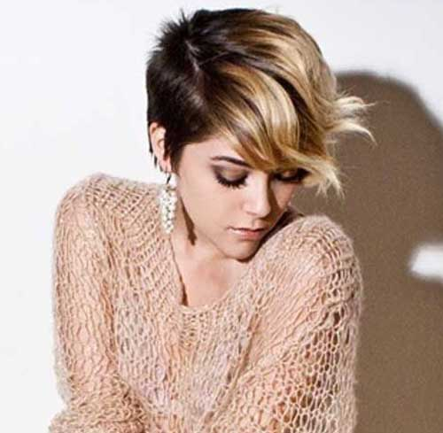 Trendy Short Haircuts 2016-10