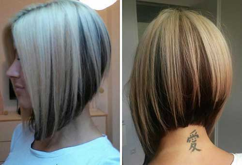 Inverted Bob Hairstyles 11