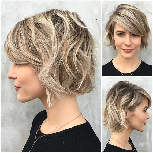 pictures of short choppy hairstyles - HairStyles
