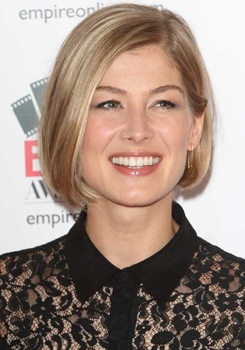 15 Short Haircuts For Fine Straight Hair