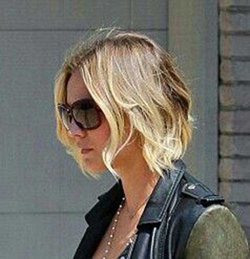 Short Hairstyles for Wavy Hair-11