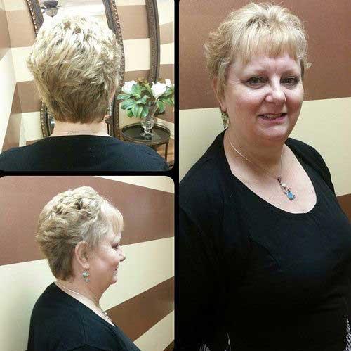 Short Cropped Haircut-12