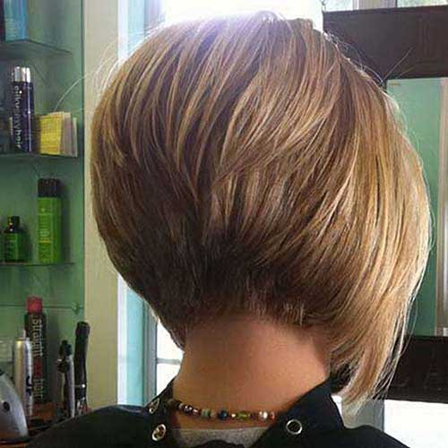 Inverted Bob Hairstyles 13
