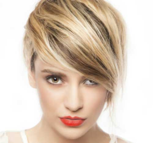 Pleasant 20 Short Hair With Fringe Short Hairstyles 2016 2017 Most Short Hairstyles For Black Women Fulllsitofus
