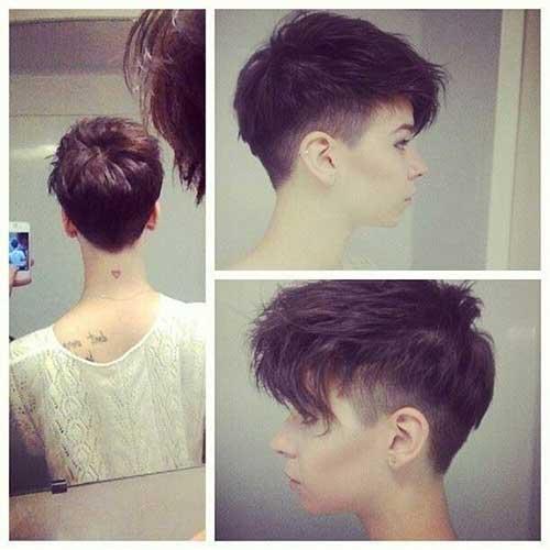 Trendy Short Haircuts-14
