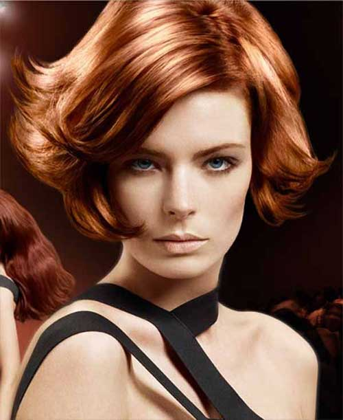 Trendy Short Haircuts-16