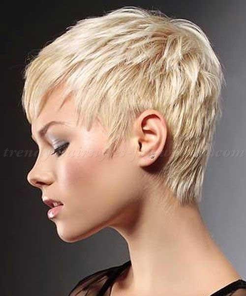 Short Cropped Haircut-17