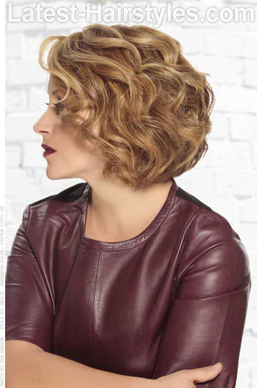 Trendy Short Haircuts-17