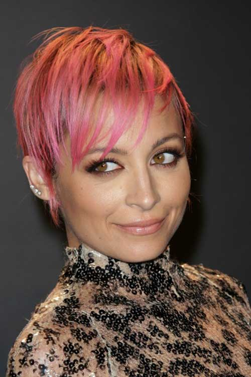 20 Celebrity Pixie Cuts