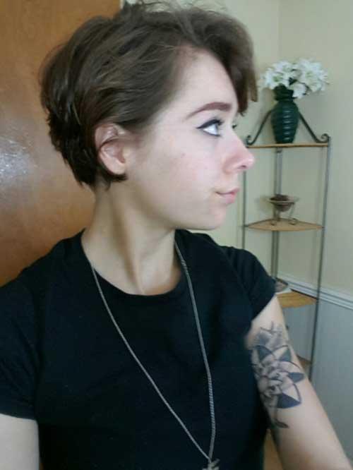 Trendy Short Haircuts 2016-19