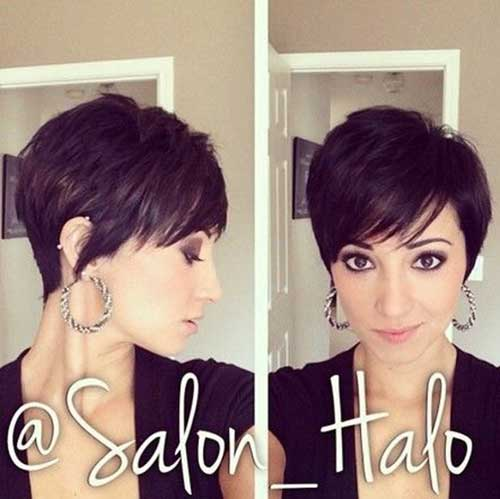 Trendy Short Haircuts-19