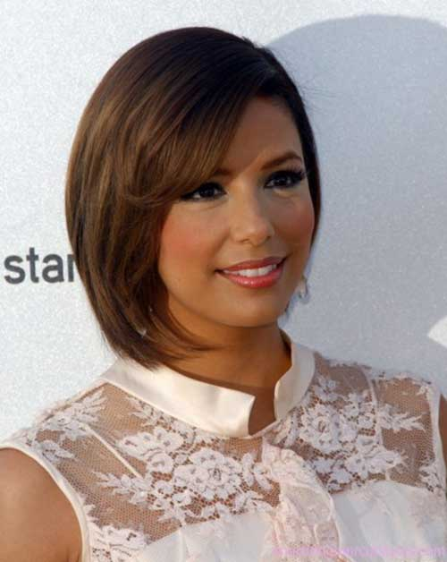 Short Hair for Round Faces-20