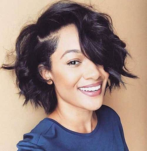 20 Short Textured Hair Short Hairstyles 2018 2019