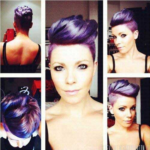 Styling Short Hair-20