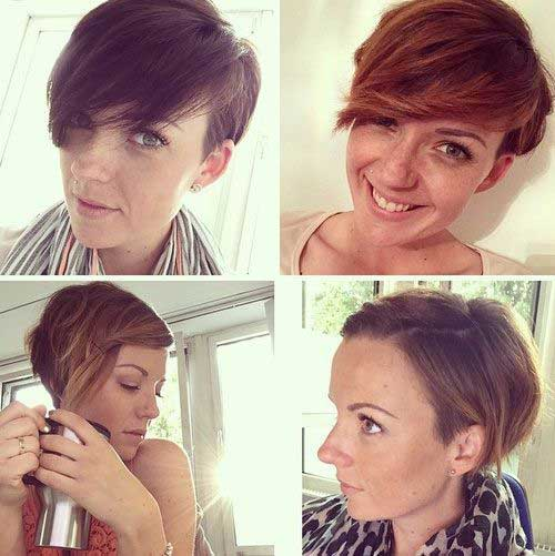 Trendy Short Haircuts-20