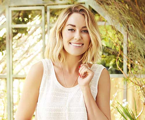 Bob Hair on Lauren Conrad