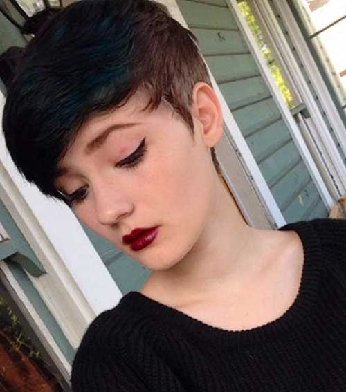 2016 Short Hair Trends