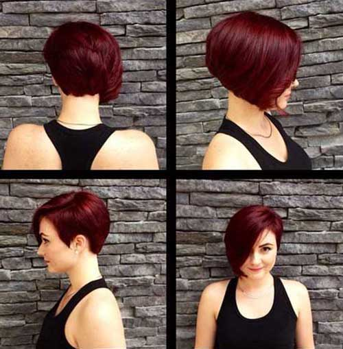 15+ Cute Hairstyles For Short Hair