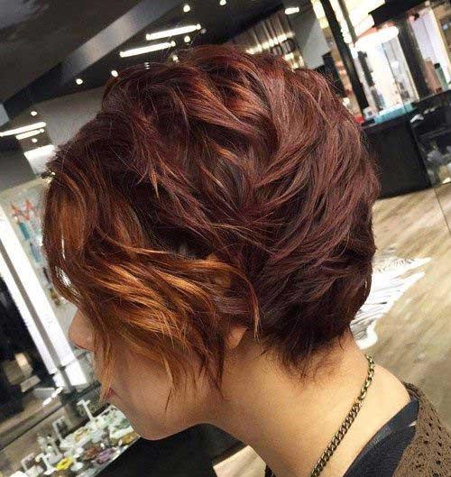 Short Choppy Haircuts-6