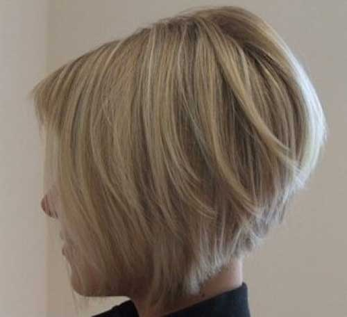 Short Haircuts for Fine Straight Hair-6