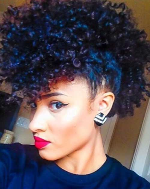 Cool Best Short Curly Weave Hairstyles Short Hairstyles 2016 2017 Hairstyles For Men Maxibearus