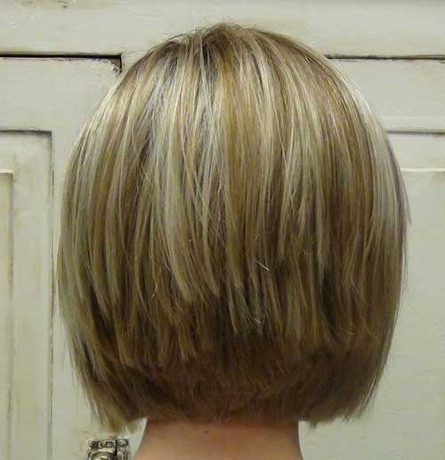 Short Haircuts for Fine Straight Hair-7