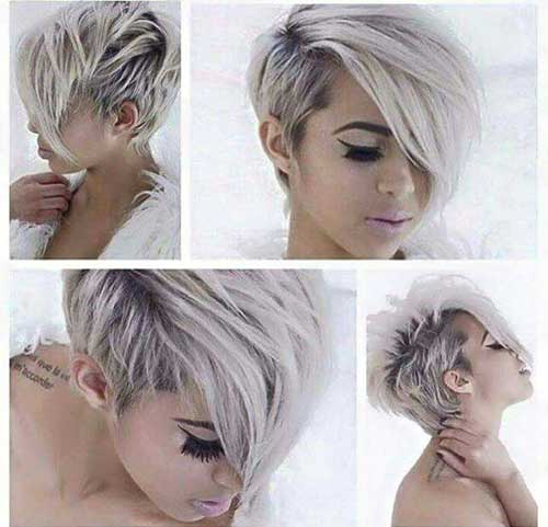 15 Blonde Short Hair