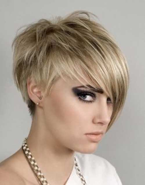 Short Cropped Haircut-8