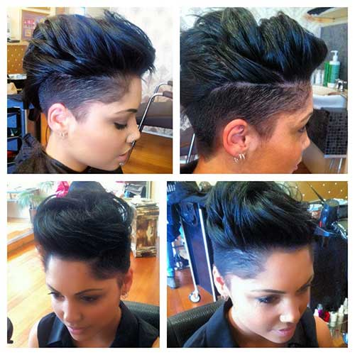 Styling Short Hair-8